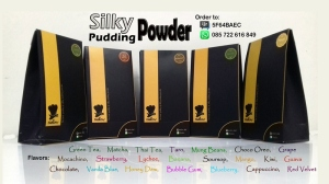 Silky Pudding Powder